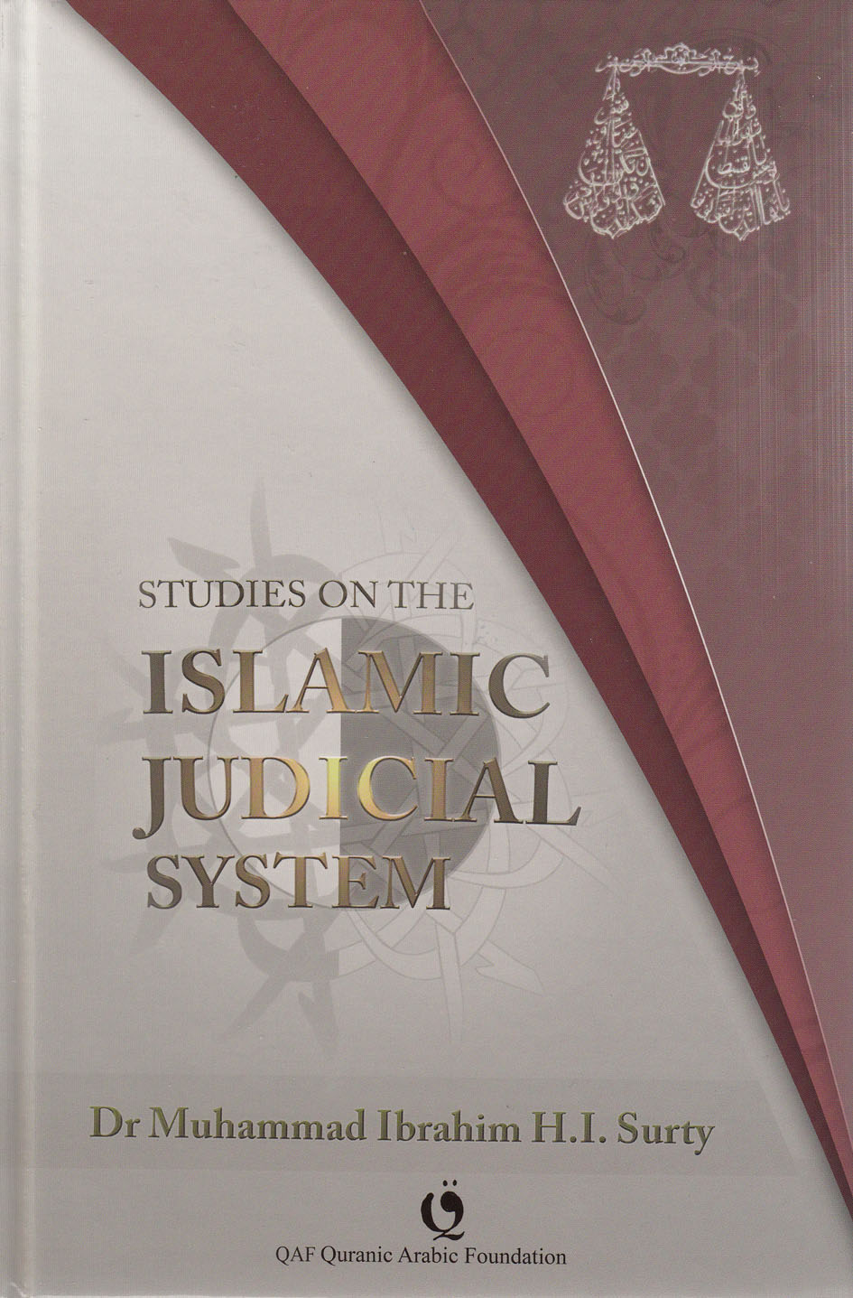 Studies on the Islamic Judicial System (Hardback, English)